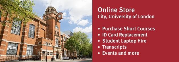 City University Of London Online Store