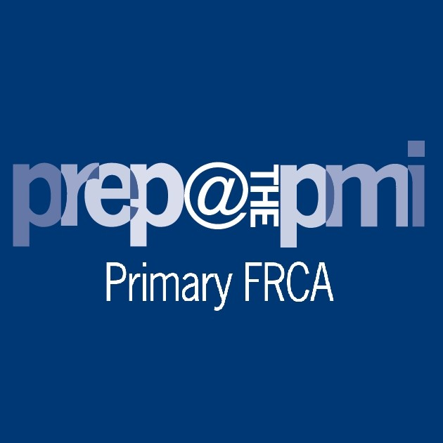 PREP Primary FRCA, OSCE - 29 10 19 | Anglia Ruskin University