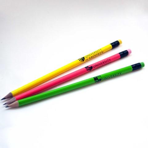 University Neon Pencil Of