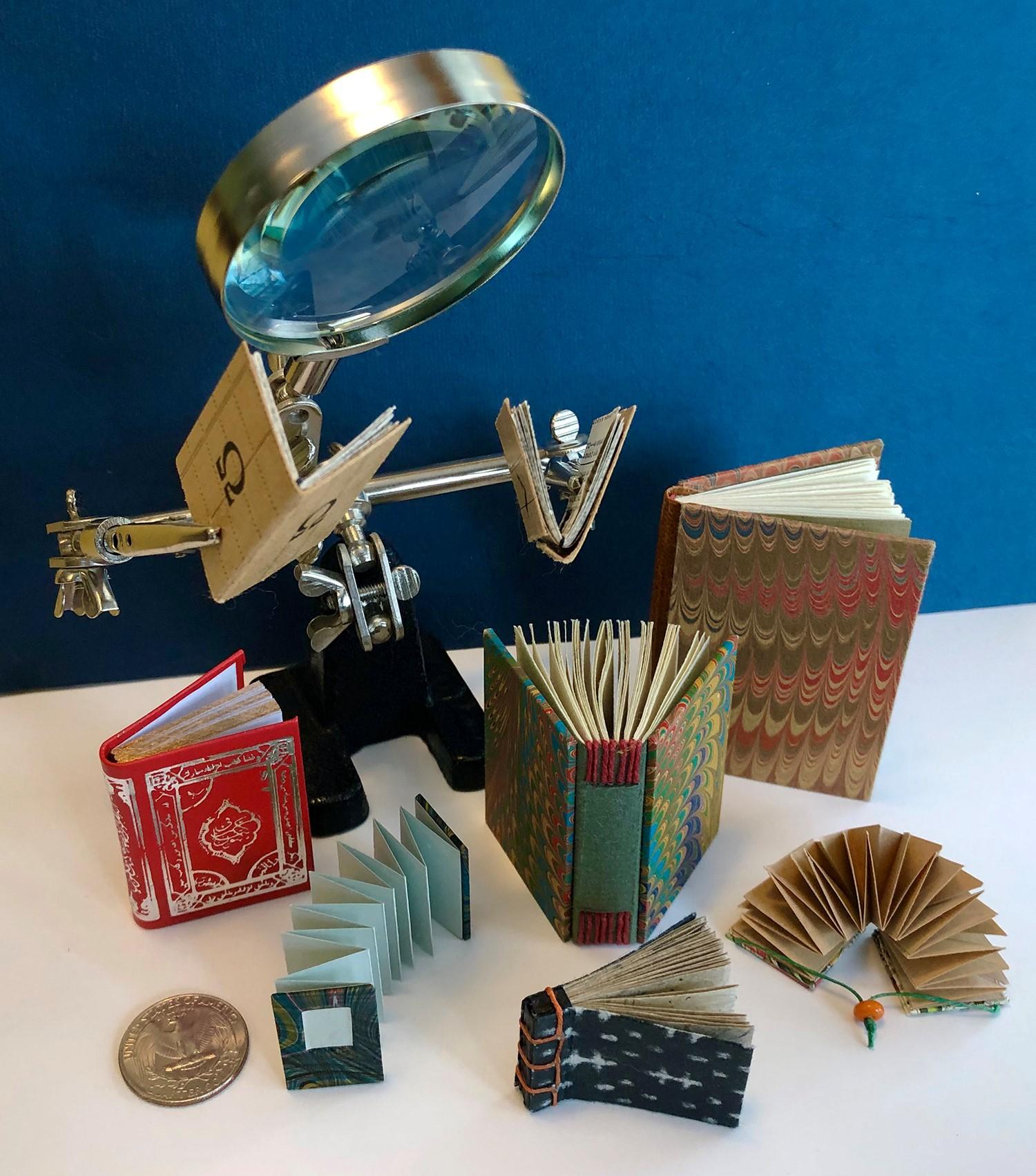 Miniature Book Class - Concessionary Price | University of