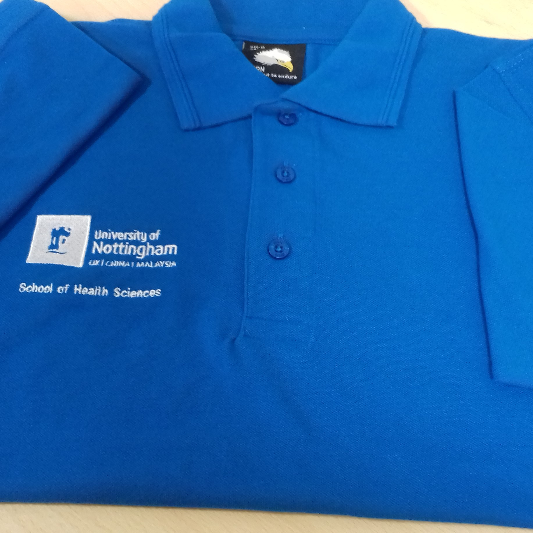 new product 827d4 9c880 Clinical Skills T-shirt | University of Nottingham Online Store