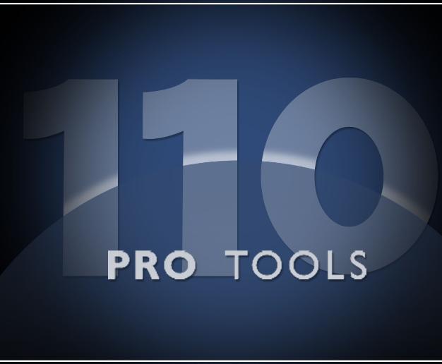 Pro Tools 110 Book