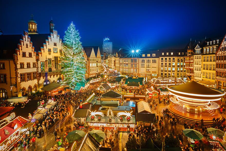 xmas market - Birmingham Christmas Market