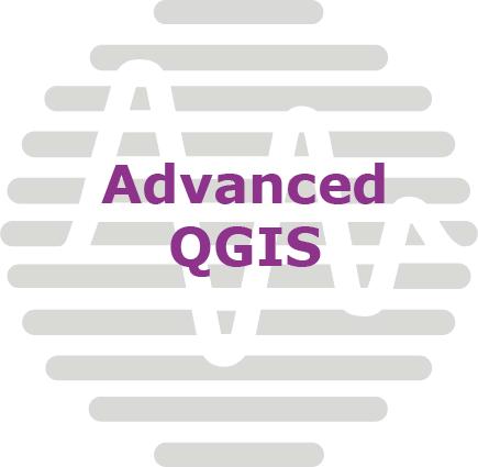 Advanced QGIS | University of Southampton Online Store