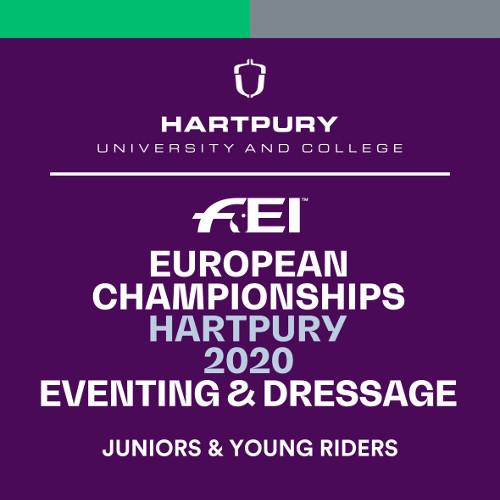 2020 Eventing & Dressage European Championships | Hartpury